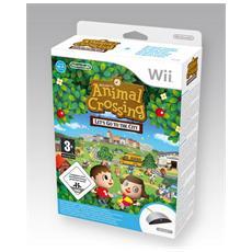 WII - Animal Crossing + Wii Speak