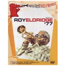Dvd Eldridge Roy - Roy Eldridge '77