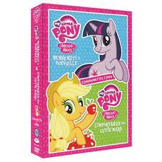 Dvd - My Little Pony Benvenuti A Ponyville / L'Importanza Del Cutie Mark (2 Dvd)