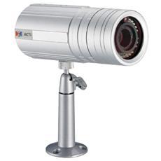 Telecamera IP fissa interno / esterno - Nero