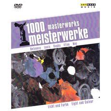 Dvd 1000 Meisterworks: Luce E Colore