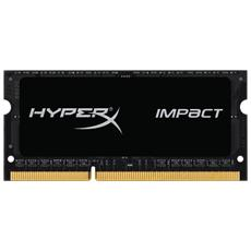 Memoria SoDimm HyperX Impact 8 GB (1 x 8GB) DDR3 1866 MHz CL11