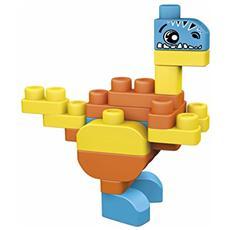 06811 Costruzioni Dinosauro 30pz