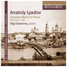 Anatoly Lyadov - Little Pieces N. 1 > N. 14 Op 2 'Spillikin (2 Cd)