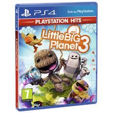 PS4 - Little Big Planet 3 (PS Hits)