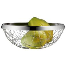 Cestino per Frutti Argento 665.026.040