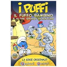 Dvd Puffi (i) - Il Puffo Bambino. . . .