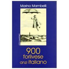 900 forlivese anzi italiano