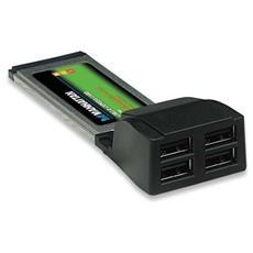 I-CARD EXC-USB4 - USB 2.0 Hi-Speed ExpressCard / 34