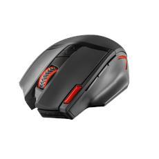 Mouse Gaming GXT 130 Wireless 9 Tasti 2400 DPI Colore Nero