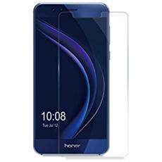 Pellicola Protettiva Display Glass Vetro Temperato Per Huawei Honor 8 + Panno Pulizia