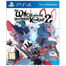PS4 - The Witch and the Hundred Knight 2 - Day One: 30/03/18