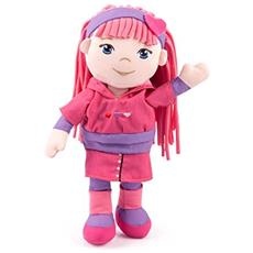 - 93040 - Bambola Di Stoffa - Soft Amici - 40cm
