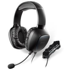 Cuffie Gaming Tactic360 con Microfono - Nero