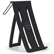 iCarry Bookstand Active holder Nero