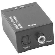 Convertitore Audio Nero 32/44.1/48/96 KHz MC-DAC