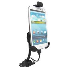 639011 Auto Active holder Nero supporto per personal communication