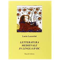 Letteratura medievale in lingua d'oc
