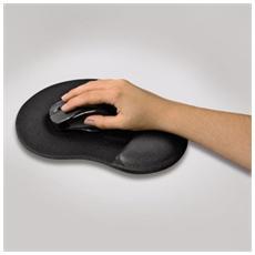 "Gel Mousepad ""Ergonomic"" Mini, nero"