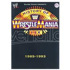 WWE History of Wrestlemania I-IX