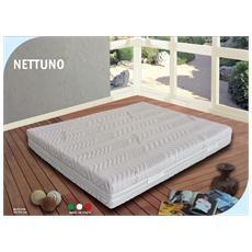 Nettuno - Materasso 80X190 Singolo Anallergico Molle Box Altezza 24