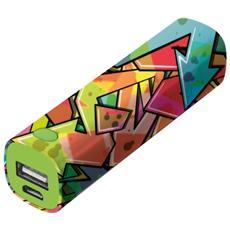 Tag Powerstick Caricatore portatile 2600 mAh - Graffiti Arrows