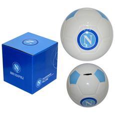 Salvadanaio Napoli ceramica pallone