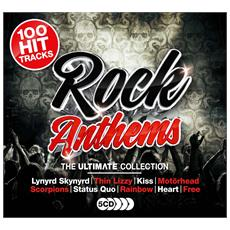 Ultimate Rock Anthems (5 Cd)
