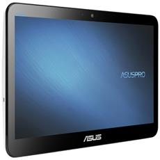 "All-In-One A4110-BD300X Monitor 15.6"" HD Multi Touch Intel Celeron J3160 Quad Core 1.6 GHz Ram 4GB Hard Disk 500GB 2xUSB 3.0 Windows 10 Home"