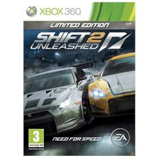 X360 - Shift 2 Unleashed Limited Edition