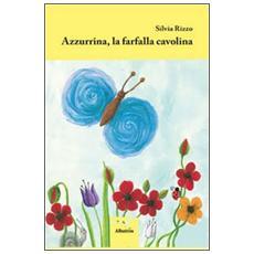 Azzurrina, la farfalla cavolina