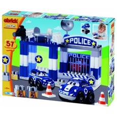 Abrick Centrale Polizia 57pz 7600003081