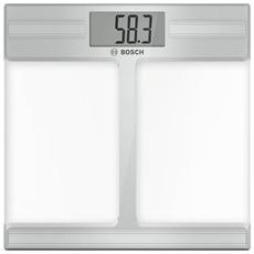 Bilancia Pesapersonee Elettronica Digitale 180 kg Colore Grigio e Trasparente