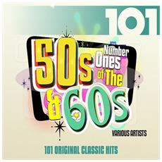 101 - Number 1s Of The 50s And 60s (4 Cd)