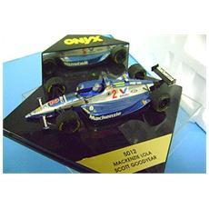 5012 Mc-kenzie Lola Scott Goodyear 1/24 Modellino