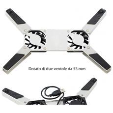 Cooling Pad Pieghevole Fan X