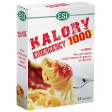 kalory emergency 1000 integratore per il controllo del peso - 24 ovalette