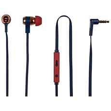 Aurcolari con microfono DC Superm.