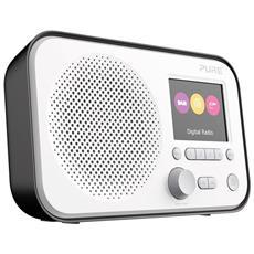 Vl-62956. Elan E3 È Una Radio Portatile Digitale Dab Ed Fm, Disponibile In Tante Vivaci Finiture Per Rallegrare L'ambiente. - Elan E3