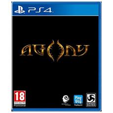 PS4 - Agony - Day one: 30/03/18
