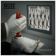 Muse - Drones (+Dvd And 2 Lp) (4 Cd)