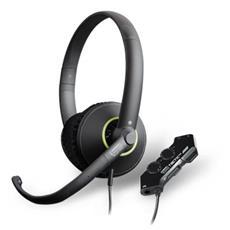 Sound Blaster Tactic360 Ion Stereofonico Aggancio Nero cuffia e auricolare