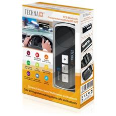 BT-X22, Telefono cellulare, Nero, Argento, Senza fili, Bluetooth, AC, Batteria, Ioni di Litio