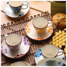 Set Caffe' Margarita 12 Pezzi