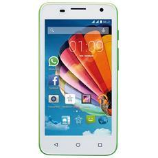 "PhonePad Duo G450 Verde 4 GB Dual Sim Display 4.5"" Slot Micro SD Fotocamera 5 Mpx Android Italia"