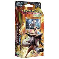 Carte Pokemon Sole Luna Ombre Infuocate Mazzo