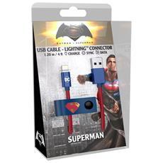 Cavo Lightning USB 1,2m DC Superm.