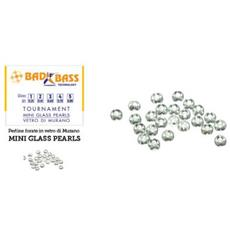 Tournament Mini Glass Pearls Mis. 5