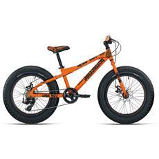 Fat Bike Bottecchia Wild Boy 20 7v - Shimano Tx55 - Arancio Opaco