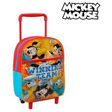 Trolley Per La Scuola Mickey Mouse 3177